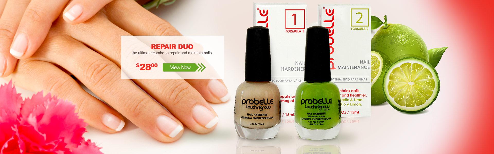 Probelle-Nail-Repair-Maintenance-DUO