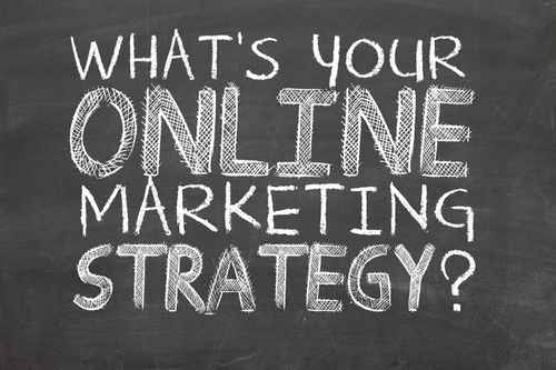 What's Your Online Marketing Strategy